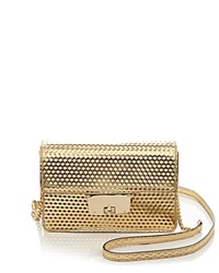 Milly Crossbody Geo Mini Metallic