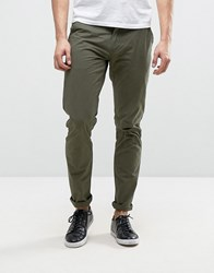 Blend Of America Twister Slim Fit Chino 75115 Safari Brown Beige