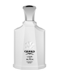 Love In Black Bath And Shower Gel Creed