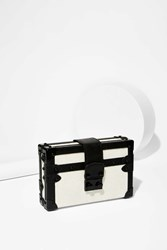 Nasty Gal School Of Hard Box Clutch