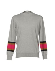 S.O.H.O New York Soho Sweaters Light Grey