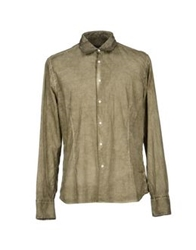 Hotel Shirts Military Green