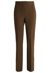 Stefanel Trousers Olive