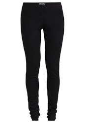 Craft Mix And Match Base Layer Black