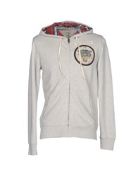 Denim And Supply Ralph Lauren Sweatshirts Light Grey