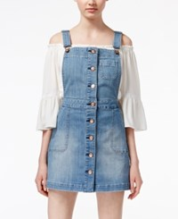 American Rag Denim Overall Jumper Only At Macy's Rosalee Wash