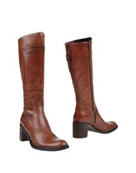 Progetto Footwear Boots Women Brown