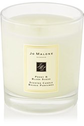 Jo Malone London Peony And Blush Suede Scented Home Candle Colorless