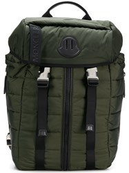 Moncler Chute Backpack Green
