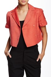 Max And Co. Fiorire Jacket Pink