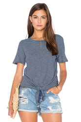 Joe's Jeans Gail Tee Blue