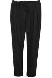 Alice And You Lightweight Trousers Black