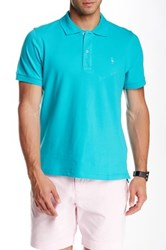 Tailorbyrd Short Sleeve Polo Green