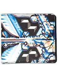 Pierre Hardy 'Crystal Cube' Wallet Black