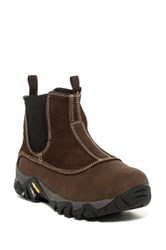 Hi Tec Terra Lox Mid 200 Insulated Boot Brown