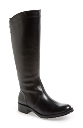 Andre Assous Andre Assous 'Saddle Up' Waterproof Riding Boot Women Black