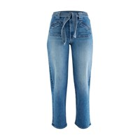 Mother The Tie Patch Rambler Jeans Hop On Hop Off