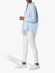 French Connection Adisian Striped Shirt Blue