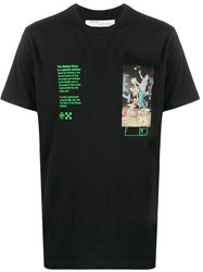 Off White Pascal Painting Print T Shirt 60
