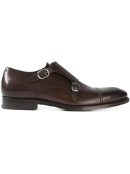 Henderson Fusion Classic Monk Shoes