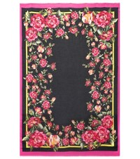 Dolce And Gabbana Printed Scarf Multicoloured