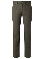 John Lewis Saltmarsh Washed 5 Pocket Trousers Grey