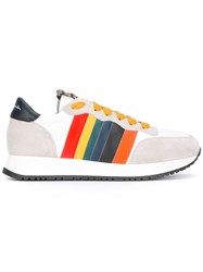 Paul Smith Striped Lateral Sneakers