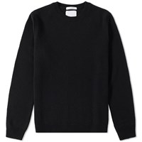 Valentino Rock Stud Crew Knit Black