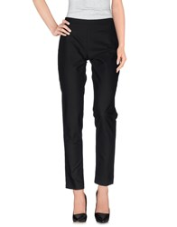 Max Mara Studio Trousers Casual Trousers Women Black