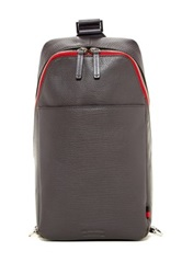 Ben Minkoff Raleigh Leather Sling Gray