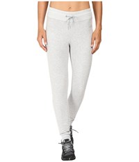 The North Face Recover Up Jogger Pants Tnf Light Grey Heather Women's Casual Pants Gray