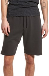 Wesc Marty Fleece Shorts Pirate Black