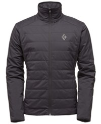 Black Diamond First Light Jacket From Eastern Mountain Sports Smoke