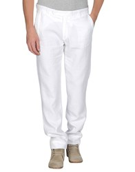 Original Vintage Style Trousers Casual Trousers Men White