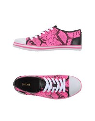 Just Cavalli Footwear Low Tops And Trainers Women