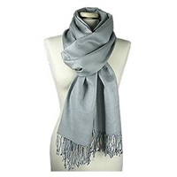 Forzieri And 174 Pashminas Blue Gray