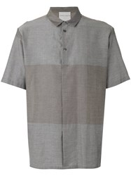 Stephan Schneider Pardon Polo Shirt Men Cotton Xs Grey