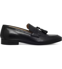 Kg By Kurt Geiger Roma Leather Loafers Black