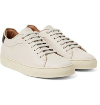 Paul Smith Basso Leather Sneakers White