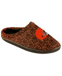 Forever Collectibles Cleveland Browns Knit Cup Sole Slipper Assorted