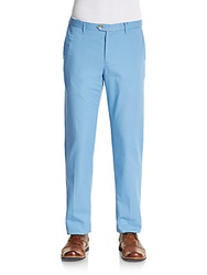Ben Sherman Chino Trousers Classic Blue
