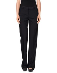 Strenesse Gabriele Strehle Trousers Casual Trousers Women Dark Blue