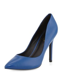 Charles By Charles David Pact Leather Pointed Toe Pump No Color