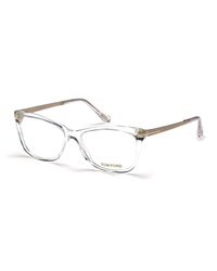 Tom Ford Slight Cat Eye Fashion Glasses