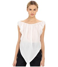 Vivienne Westwood Gypsy Blouse White Women's Blouse