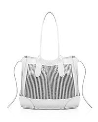 Linea Pelle Large Preston Tote Bone