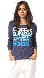 Chaser Coffee Sunday Sweatshirt Cove