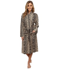 Bedhead Cashmere Robe Wild Thing Women's Robe Brown