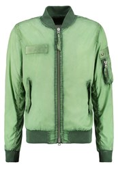 True Religion Bomber Jacket Green