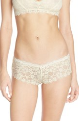 Women's Honeydew Intimates 'Camellia' Hipster Briefs Dreamy Cream